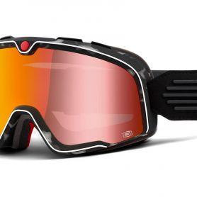 Goggles 100% LUNETTES 100% BARSTOW OSFA 2 - ECRAN MIRROIR ROUGE 5000237702