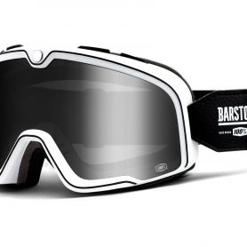 Goggles 100% LUNETTES 100% BARSTOW OSFA 2 - ECRAN MIRROIR ROUGE 5000238302