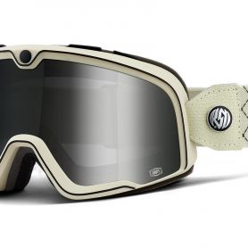Goggles 100% LUNETTES 100% BARSTOW ROLAND SANDS - ECRAN MIRROIR OR 5000238102