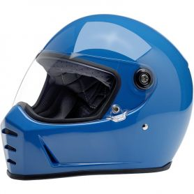 Helmets BILTWELL LANE SPLITTER FULL FACE HELMET TAHOE BLUE