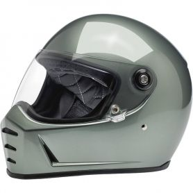 Helmets BILTWELL LANE SPLITTER FULL FACE HELMET METALLIC OLIVE