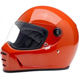 Helmets BILTWELL LANE SPLITTER FULL FACE HELMET HAZARD ORANGE