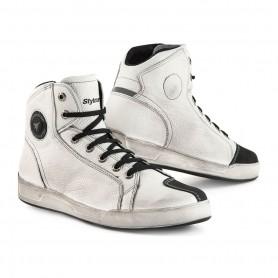 Mixed Sneakers STYLMARTIN SNEAKER STYLMARTIN PANAMA BLANC ST100100