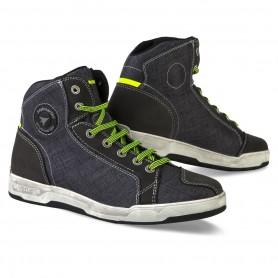 Sneakers Mixtes STYLMARTIN SNEAKERS STYLMARTIN KANSAS NOIR IM-STM-KANSAS NOIR