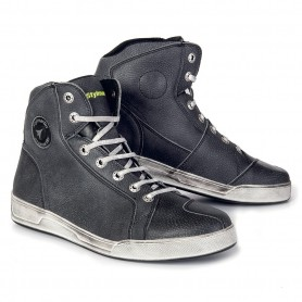 Mixed Sneakers STYLMARTIN SNEAKER STYLMARTIN CHESTER NOIR STM-CHESTER NOIR