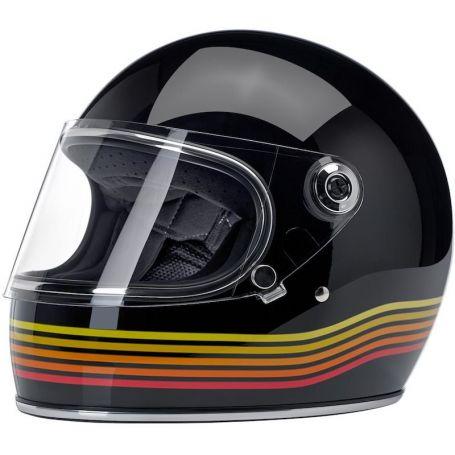 Helmets BILTWELL GRINGO S SPECTRUM FULL FACE HELMET BLACK