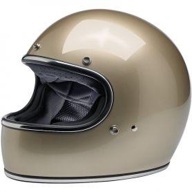 Helmets BILTWELL GRINGO FULL FACE HELMET METALLIC CHAMPAGNE