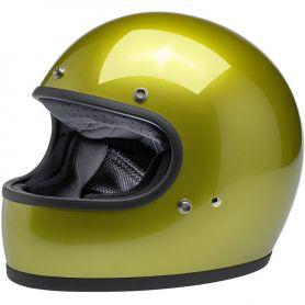 Helmets BILTWELL GRINGO FULL FACE HELMET METALLIC SEA WEED