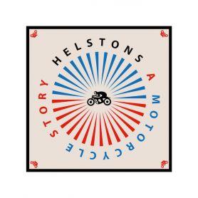 Foulards HELSTONS HELSTONS FOULARD SUN 20190073 DIV