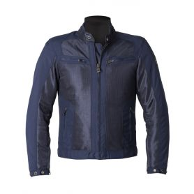 Men's Jackets HELSTONS HELSTONS JACKET SPRING FABRIC MESH BLUE