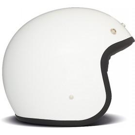 Jets Helmets DMD CASQUE DMD VINTAGE SOLID BLANC D1JTS30000WH