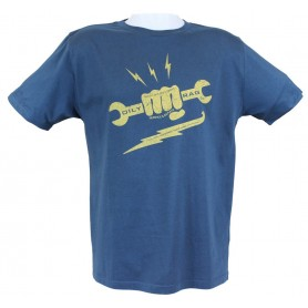 Tee-Shirts Hommes OILY RAG SPANNER OILY RAG TEE SHIRT OR-88