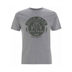 Tee-Shirts Hommes OILY RAG HOT RODS OILY RAG TEE SHIRT IM-OR-96