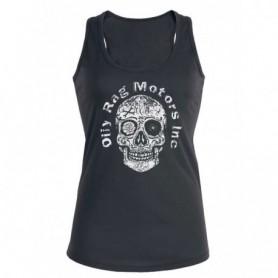 Tee-Shirts OILY RAG OILY RAG MOTOS INC OILY RAG TEE SHIRT LADIES IM-OR-114L