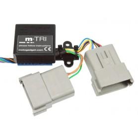 Accessoires MOTOGADGET MOTOGADGET M-TRI SPEED R ABS CONNECTEUR TABLEAU DE BORD TRIUMPH 1051211