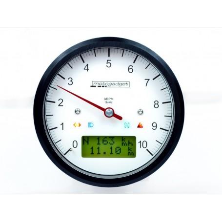 Counters MOTOGADGET MOTOGADGET MOTOSCOPE CLASSIC 10 BLACK 2003050