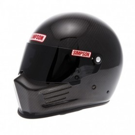 Casques SIMPSON CASQUE SIMPSON BANDIT CARBONE 420BANDIT-CARB
