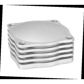 Carburetors Covers SOUTH GARAGE SOUTH GARAGE COUVERCLE CARBU STRING INJECTION SILVER ICV007-CC-ST-S