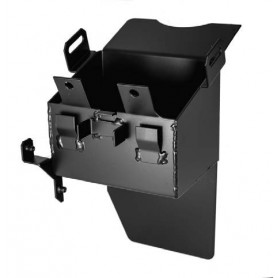 Portes Batterie SOUTH GARAGE SOUTH GARAGE PORTE BATTERIE NOIR IM-SIN001-SB-B