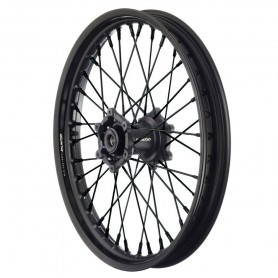 Roues ALPINA ALPINA ROUES AV A RAYONS TUBELESS 2.5 x 19 IM-TB421