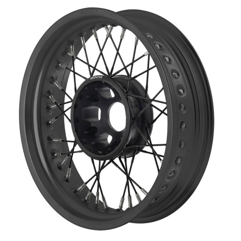 Roues ALPINA ALPINA ROUES AR A RAYONS CERCLAGE ALU TUBELESS 5.50 X 17 IM-TB407