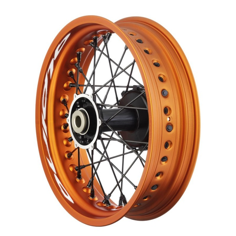 Roues ALPINA ALPINA ROUES AR A RAYONS TUBELESS 4.25x18 IM-TB430