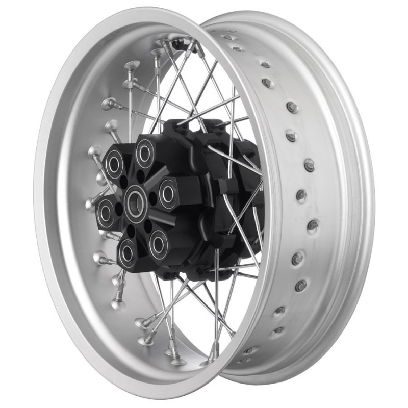 Roues ALPINA ALPINA ROUES AR A RAYONS CERCLAGE ALU TUBELESS 5.5 X 17 IM-TB426