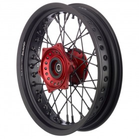 Roues ALPINA ALPINA ROUES AV A RAYONS TUBELESS 2.5 x18 IM-TB431T120