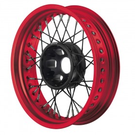 Roues ALPINA ALPINA ROUES AR A RAYONS TUBELESS 4.50 X 17 IM-TB428