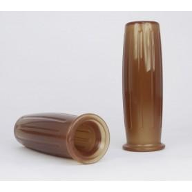 Poignées BLVD.966 POIGNEES POSH MARRON CLAIR 1 pouce 25.4mm BLVD.966 IM-POSH-1P-BRW