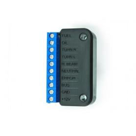 Electricity MOTOGADGET MOTOGADGET MSP BREAKOUT BOX A 1005040