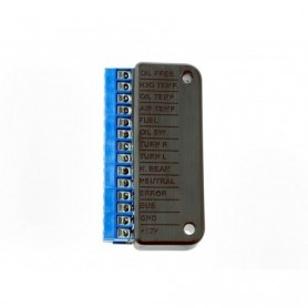 Electricity MOTOGADGET MOTOGADGET MSP BREAKOUT BOX B 1005041