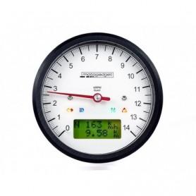 Compteurs MOTOGADGET COMPTEUR MOTOGADGET MOTOSCOPE CLASSIC 14 NOIR 2003055