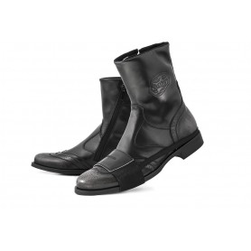 Women's High Boots STYLMARTIN BOTTE STYLMARTIN OXFORD NOIR STM-OXFORD NOIR