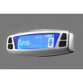 Counters DAYTONA DAYTONA COMPTEUR ASURA CHROME 83396 83396