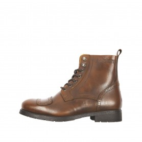 Demi-bottes Hommes HELSTONS HELSTONS TRAVEL CUIR ANILINE TAN 20160018 T