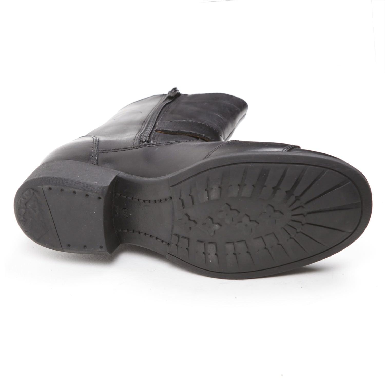 Helstons grace boots cuir aniline noir helstons grace for Garage 4 fois sans frais 77