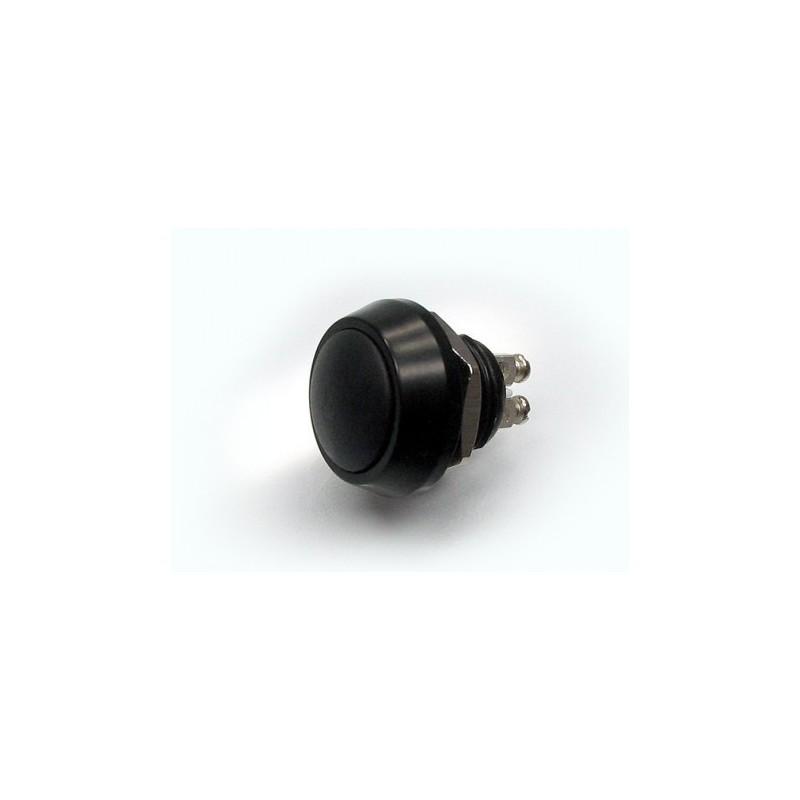 motogadget mini bouton poussoir m12 noir motogadget mini. Black Bedroom Furniture Sets. Home Design Ideas