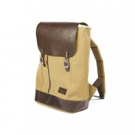 Bagagerie HELSTONS HELSTONS SAC A DOS BEIGE-MARRON 20150038 BM