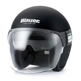 Casques BLAUER CASQUE BLAUER POD MONOCHROME NOIR BLCJ120