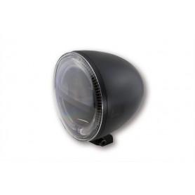 Phares HIGHSIDER HIGHSIDER 5 3/4 POUCES PHARE LED CIRCLE NOIR 223-048