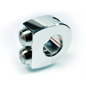 Boutons et Contacteurs MOTOGADGET BOITIER MOTOGADGET POLI 2 BOUTONS INOX 22mm IM-4002028